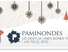 Paminondes – Christmas 2011-2012